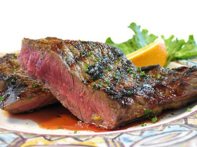 Rindfleisch Zubereitung